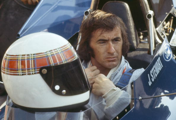 Sport, Motor Racing, Formula One, pic: 19th July 1975, British driver Jackie Stewart at Monza,Jackie Stewart was Formula One World Champion three times in 1969, 1971 and 1973 (Photo by Rolls Press/Popperfoto/Getty Images)