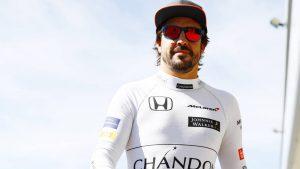 Suzuka Circuit, Japan. Sunday 08 October 2017. Fernando Alonso, McLaren.  World Copyright: Steven Tee/LAT Images  ref: Digital Image _O3I9740