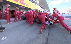 Vettel vào pit bỏ cuộc ở Nhật Bản