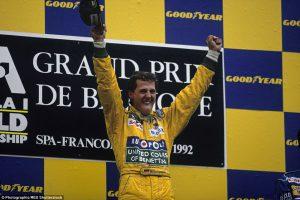 Chiến thắng đầu tiên ở Bỉ năm 1992