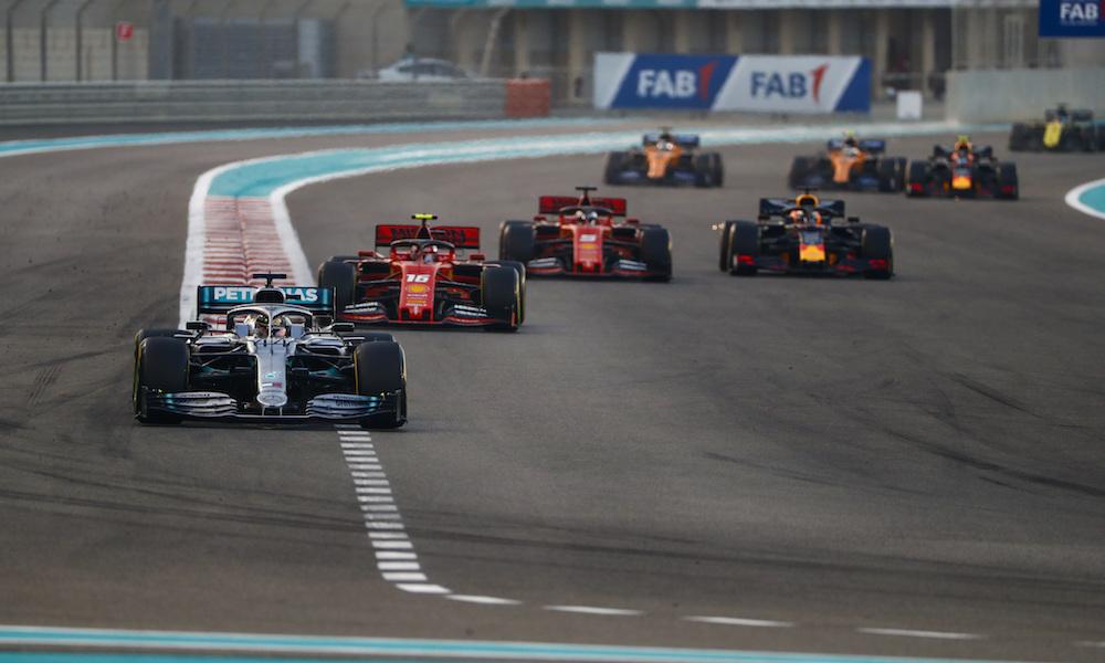 Mùa giải F1 2021