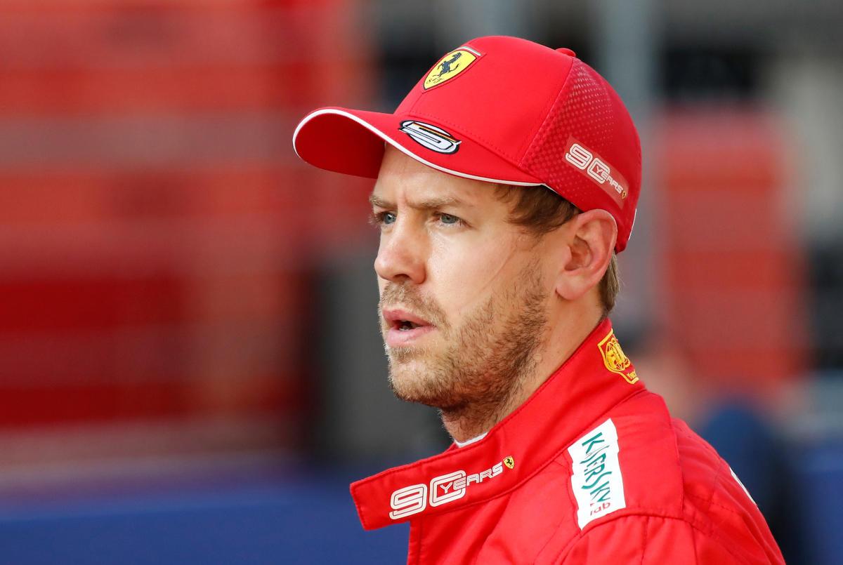 Sebastian Vettel chia tay Ferrari sau mùa giải 2020
