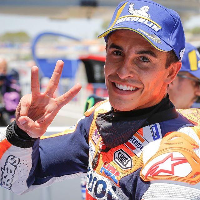 Marc Marquez phân hạng P3 ở MotoGP Tây Ban Nha 2020
